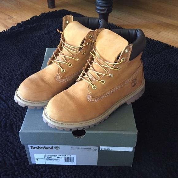 Timberland Støvler For Barn Størrelse 7 Ljm1PV