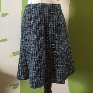 Rafaella Dresses & Skirts - Rafaella tweed skirt, size 8P, good condition!