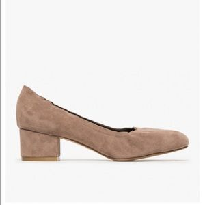Jeffrey Campbell Shoes - 🎉HOST PICK!🎉Jeffrey Campbell Taupe Suede Heels
