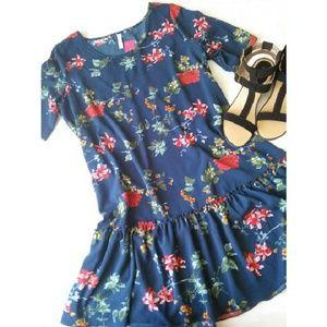 Tropical Casual Dress