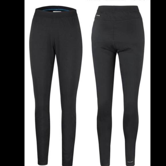 dee5b93ea1c3b Columbia Pants   Omniheat Thermal Leggings   Poshmark
