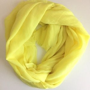 Forever 21 Accessories - 💛Yellow Scarf💛