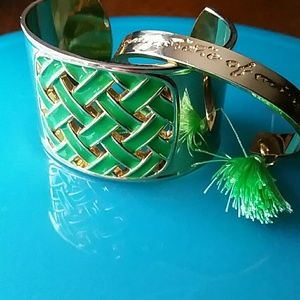 Lilly Pulitzer Jewelry - Lilly Pulitzer Bangle Bundle (1) NWT (1) Not NWT