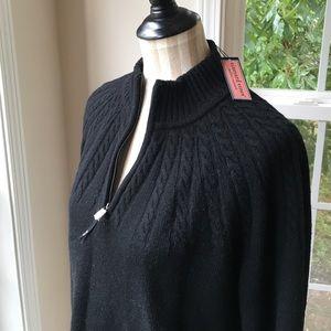 Vineyard Vines zip neck sweater
