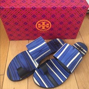 Tory Burch Shoes - Brand new Tory Burch Leather Sandal