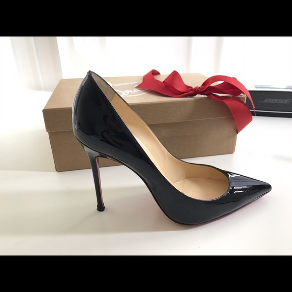 louboutin Decollete 554