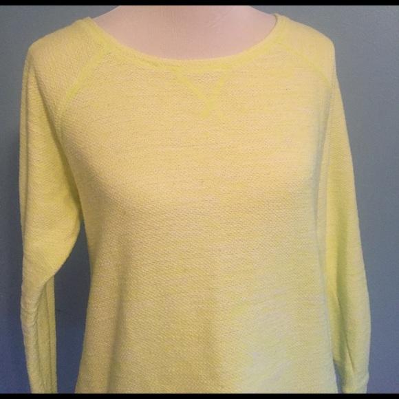 73% off Lane Bryant Sweaters - 💥SALE💥Lane Bryant Yellow Sweater ...
