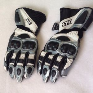 Bilt Accessories - Ladies Bilt leather motorcycle gloves