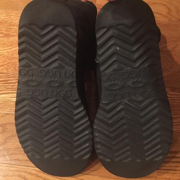 uggs feet smell