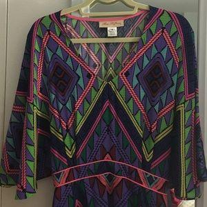 Mara Hoffman Dresses & Skirts - Mara Hoffman Printed Cocktail Dress, US6