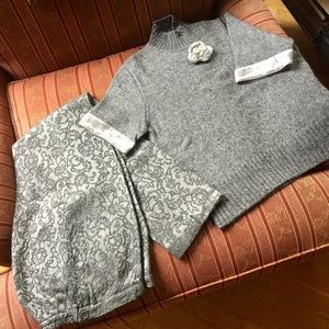 Simonetta Other - Simonetta sweater & pants set