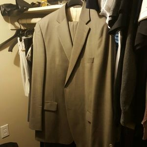 Nui Other - 38r pants and 44 jacket olive jack victor suit