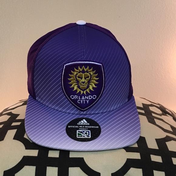 buy online 149cb 0c24b Adidas Other - Orlando City Soccer Snapback