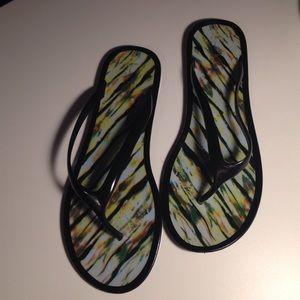 Nicole Miller Beach Jelly sandal