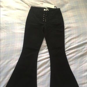 Alice McCall Pants - Alice McCall bell bottoms rock n roll 70s bells 4