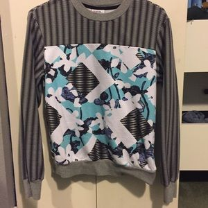 Peter Pilotto Sweaters - Geometric patterned crew neck