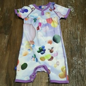 Molo Other - Molo Balloon Baby Girl Romper EUR 80 12 Months