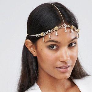 Jewel Hair Crown