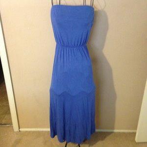 GAP Dresses & Skirts - 🎉Cute Gap tube style maxi dress size medium🎉