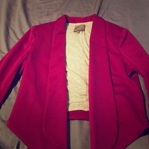 Cropped blazer - Nordstrom
