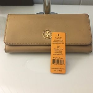 Handbags - Tory Burch Wallet & Anastasia BUNDLE