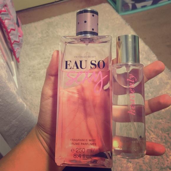 Eau so sexy fragrance mist