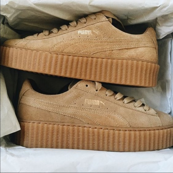 buy rihanna creepers puma
