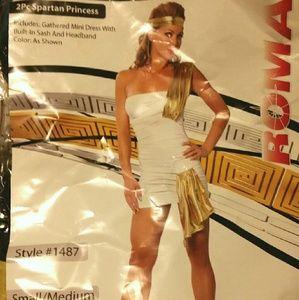 Roma Other - Spartan Princess Costume