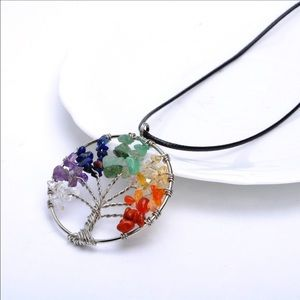 Boutique Jewelry - ‼️LAST 1‼️ 🎉HP x6🎉 Tree of Life Gem Necklace