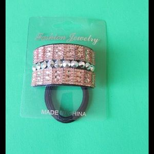 Accessories - Cute Studded Hair Tie