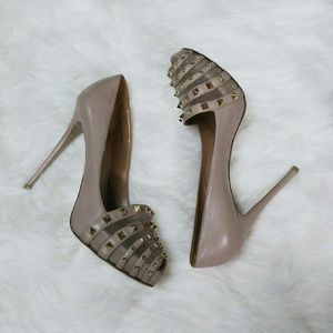Valentino Shoes - Valentino Rockmance Pumps 140