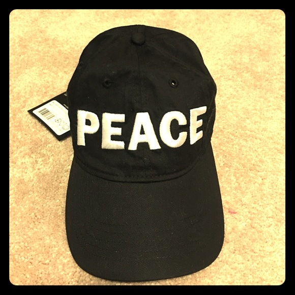 Nwt Plw Bundle Of Peace And Happy Hats