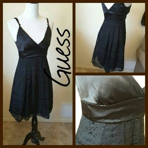 Guess Dresses & Skirts - GUESS BLACK PARTY DRESS