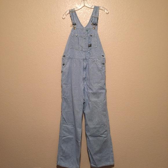 Oshkosh adult overalls