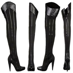 Report Signature Shoes | Over the Knee Boots - on Poshmark