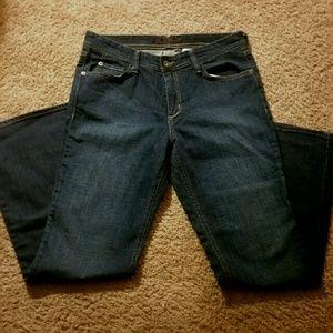 Eddie Bauer Jeans Bootcut Classic Fit - 8 Short