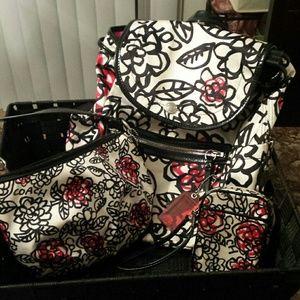 Coccoli Handbags - 3 piece coach set