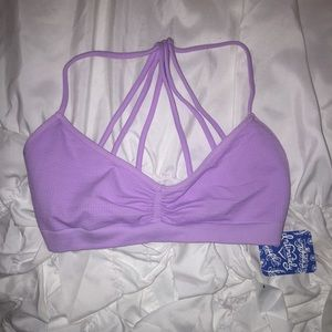 Free People Other - NWT free people strappy back bralette