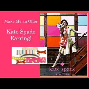 NEW Kate Spade Earrings for Sale