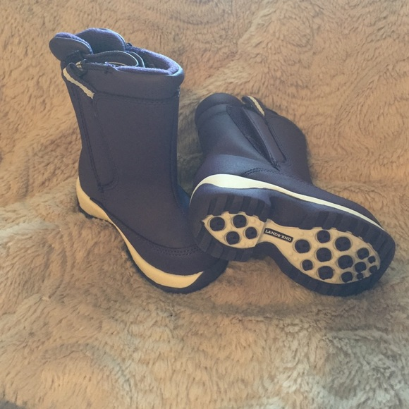 Lands' End - Very gently used girl Lands End snow boots from ...
