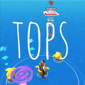 Tops - You share 5, I share 5