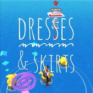 Dresses & Skirts - You share 5, I share 5