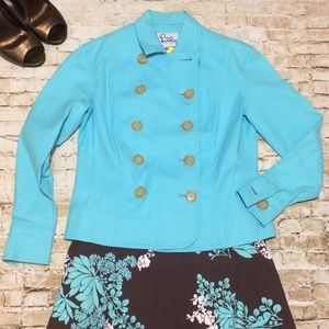 Lilly Pulitzer Jackets & Blazers - Lilly Pulitzer Textured Jacket
