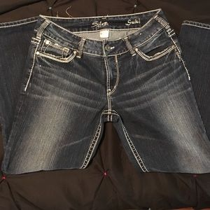 Silver Jeans - *FINAL PRICE* Silver jeans suki mid boot 29x33 from ...