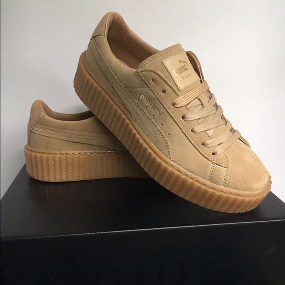 puma creepers junior
