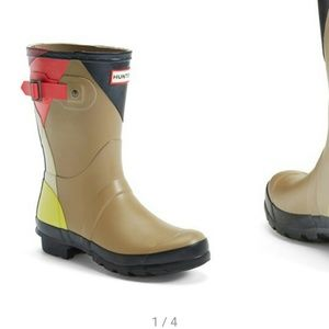 Hunter Boots Shoes - Hunter short dazzle boots