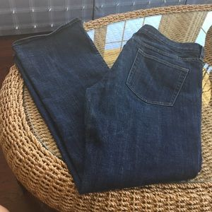 J Crew Hipslung Jeans