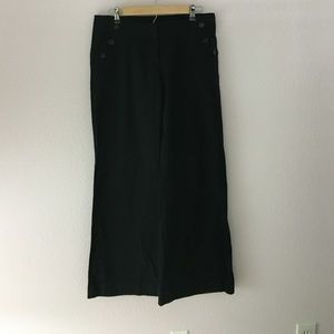 Linen H&M Wide Leg Sailor Pants
