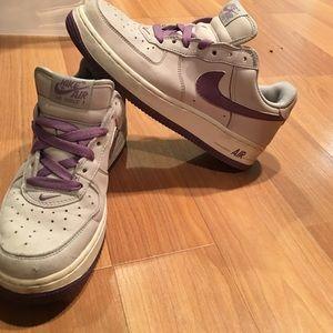 Nike Air Force 1 Supreme '07 (Players) White / Neutral Grey (315184