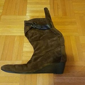 Nine west mid high boots
